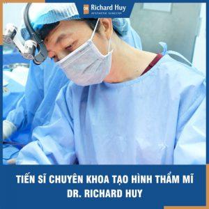 Giới thiệu Dr Richard Huy