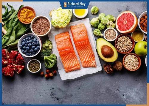 Lựa chọn thực phẩm thông minh để có đôi mắt đẹp