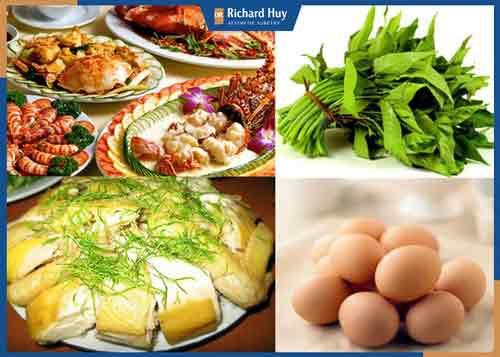 Duy trì chế độ ăn uống lành mạnh sau phẫu thuật treo ngực