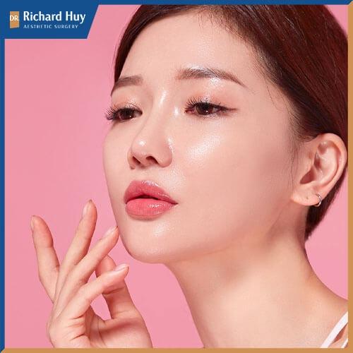 Hạ đường chân tóc giúp gương mặt tư tin khắc phục nhược điểm vùng trán