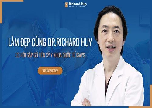 Phẫu thuật hàm hô tại Dr.Richard Huy