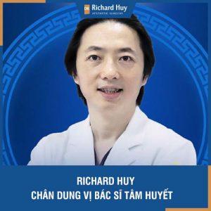Chân dung vị bác sĩ tâm huyết - Ts.Bs Richard Huy