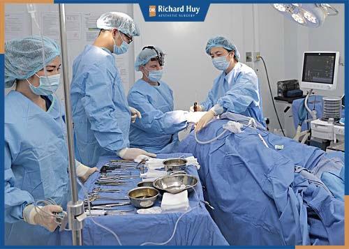 Công nghệ là yếu tố giúp vết thương hồi phục nhanh, hạn chế xâm lấn.