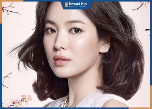 Mĩ nhân xứ Hàn sở hữu đôi mắt chuẩn mực phụ nữ Á Đông