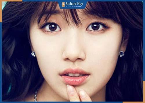Đôi mắt bồ câu là tiêu chuẩn cái đẹp người Á Đông