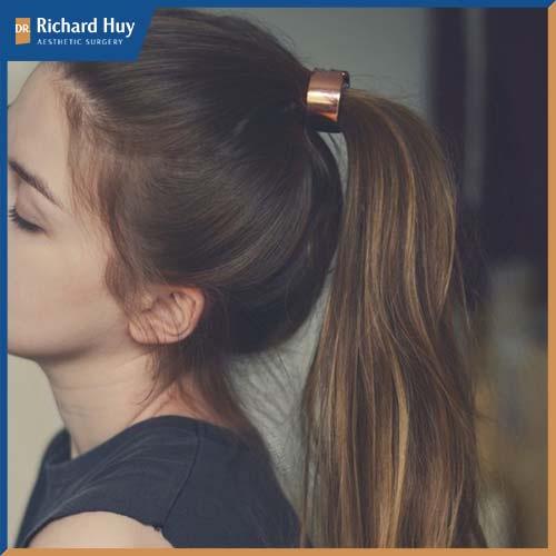 Kiểu tóc này là một gợi ý hoàn hảo dành cho những cô này ưa thích sự các tính.