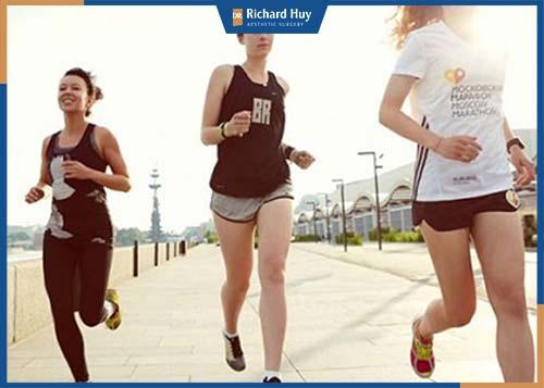 Tập luyện nâng cao sức khỏe, hạn chế lão hóa