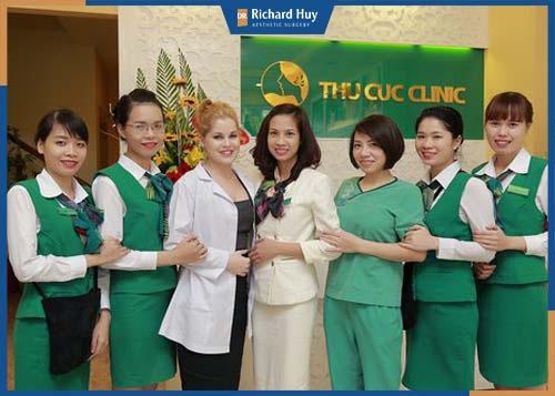 Bệnh viện thẩm mỹ Thu Cúc chất lượng quốc tế với dịch vụ chăm sóc khách hàng vượt trội