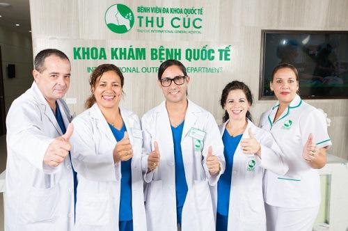 Bệnh viện Thu Cúc chất lượng đạt chuẩn quốc tế