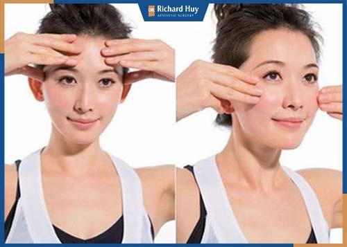 Massage ngoài công dụng giúp hạ gò má mà kỹ thuật này còn hỗ trợ điều hòa khí huyết tạo thư giãn thoải mái cho người thực hiệ