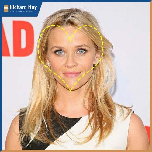 Diễn viên Reese Witherspoon với tính cách vui vẻ phóng khoáng và luôn tràn đầy năng lượng