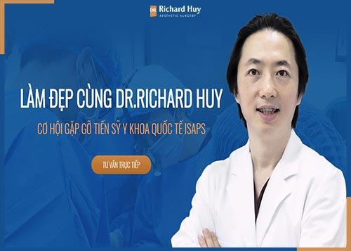 Dr.Richard Huy là đơn vị thẩm mỹ đã thực hiện thành công rất nhiều ca chỉnh hình hàm mặt thành công