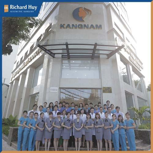 Bệnh viện thẩm mỹ Kangnam đi đầu trong lĩnh vực thẩm mỹ với trang thiết bị hiện đại đạt chuẩn quốc tế