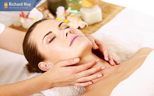 Massage làm mặt VLine