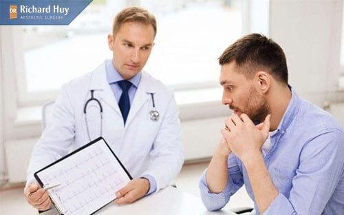 Bác sĩ sẽ luôn theo dõi tình hình sức khỏe của bạn cho đến khi ổn định trở lại