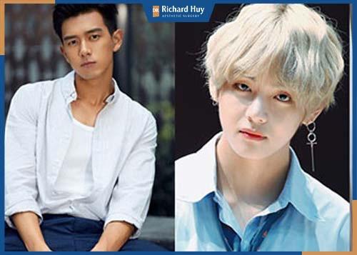 Nhiều gương mặt nam thần đến từ Hàn Quốc và Trung Quốc