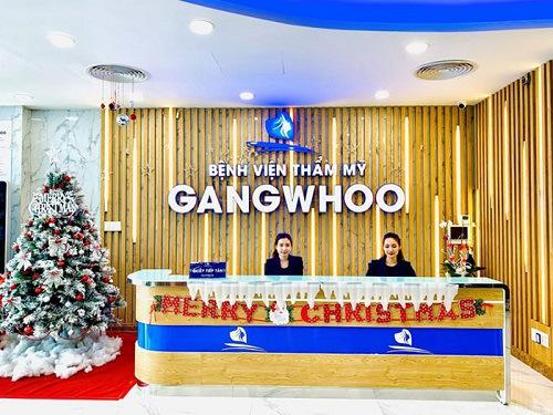 Bệnh viện thẩm mỹ Gangwhoo là một địa chỉ phẫu thuật uy tín với 3 cơ sở tại Đồng Nai, Sài Gòn, Bình Dương.