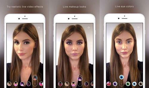 ModiFace là ứng dụng chỉnh ảnh chuyên nghiệp, cung cấp đầy đủ các tính năng cần thiết giúp bạn có một gương mặt đẹp.