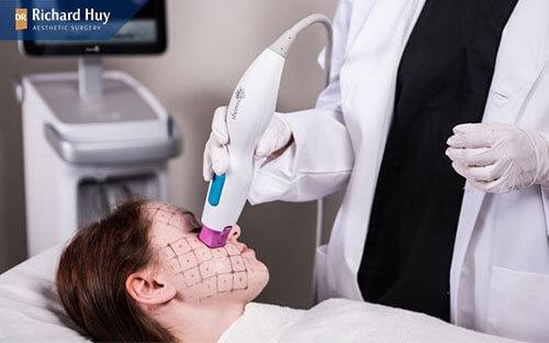 Trẻ hóa làn da với phương pháp thẩm mỹ
