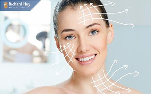 Công nghệ Thermage có thể điều trị được mọi loại da trên nhiều vùng cơ thể
