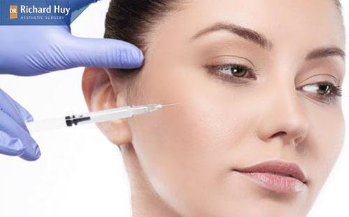 Tiêm Botox hoàn toàn không gây hại