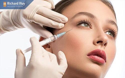 Trị nếp nhăn khóe mắt với phương pháp tiêm Botox